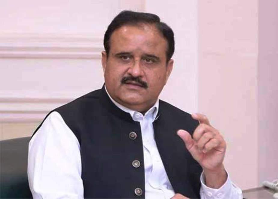 وزیراعلیٰ پنجاب کا لاہور کو انتظامی بنیادوں پر تقسیم کرنے کا اعلان