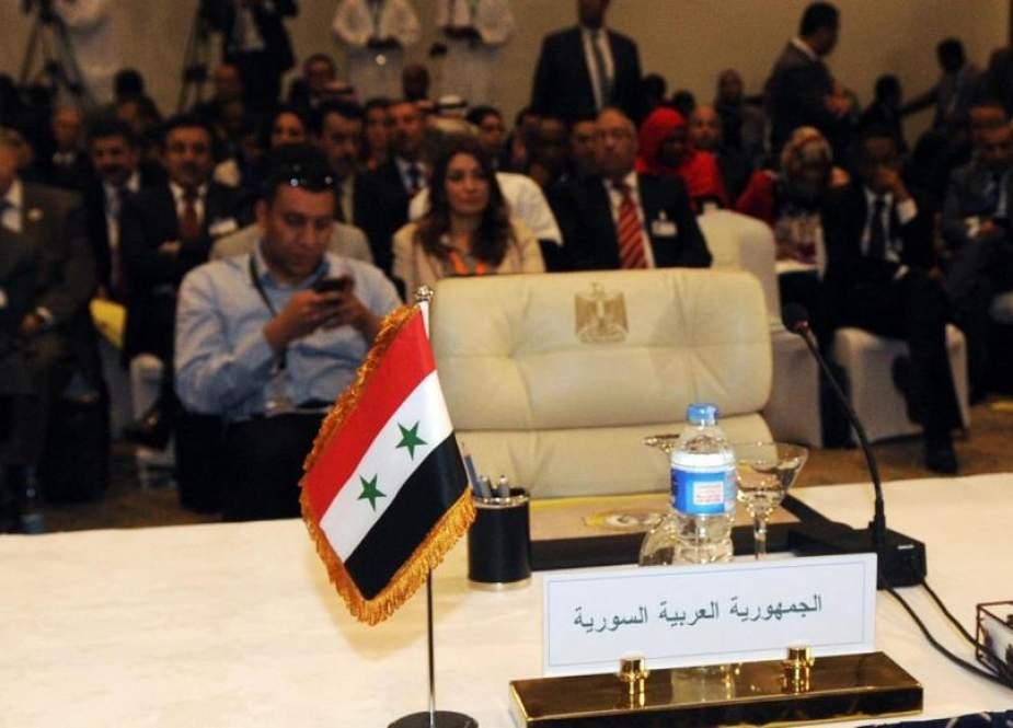دعوة جامعة الدول العربية لحضور قمة روما... الأهداف والدوافع الامريكية المخفية
