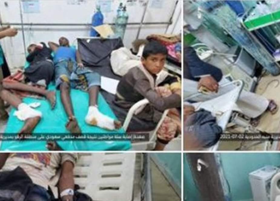 قتل المدنيين في صعدة.. إنتقام أمريكي سعودي لهزائم مأرب