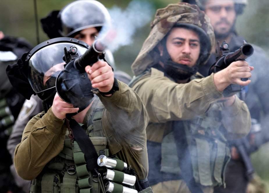 İşğalçı İsrail qüvvələri 80-dən çox fələstinlini yaraladı