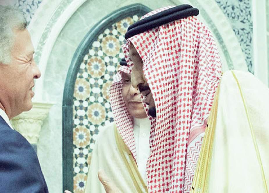 چرا اردن دیگر تنور داغ پختن سیاستهای عربستان نیست؟