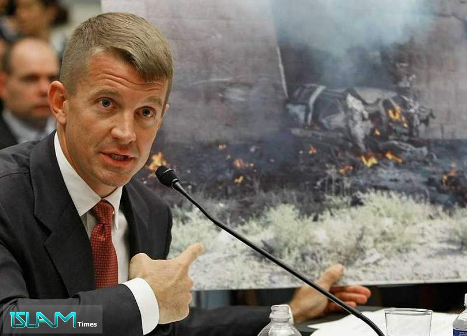 Report Says Blackwater Founder Had $10Bn Plan to Develop Weapons, Create Private Army in Ukraine