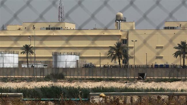 Roket Hantam Kedutaan Besar AS di Zona Hijau Baghdad