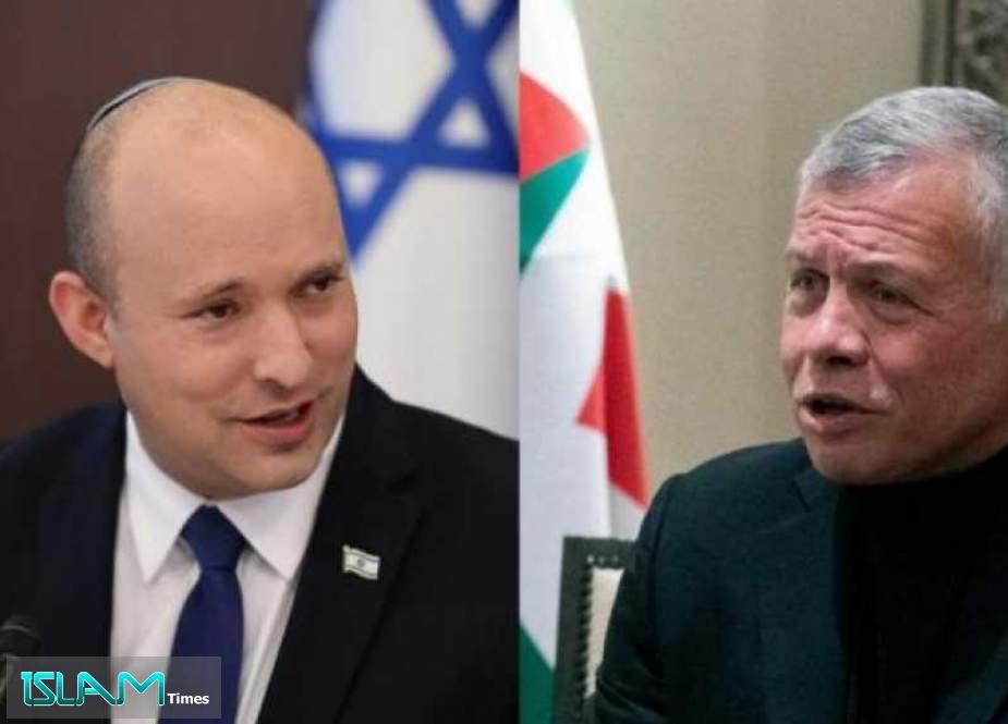 "Secret Meeting between ""Israel's"" Bennett, Jordan's King Abdullah"