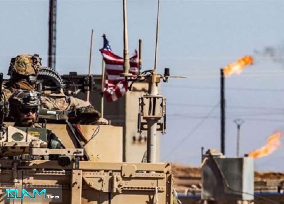 Explosion Rocks US Base near Conoco Gas Field in Syria