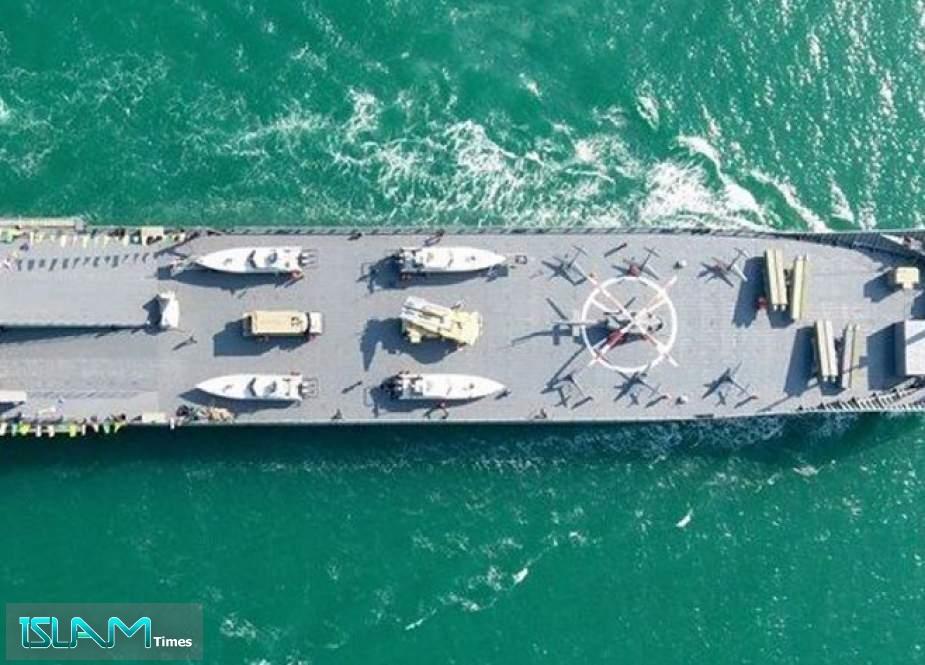 Shahid Roudaki Warship, IRGC Initiative to Create Open Sea Naval Capability