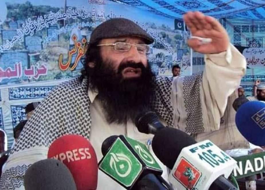 سید صلاح الدین کے بیٹوں کو سرکاری نوکری سے نکال دیا گیا