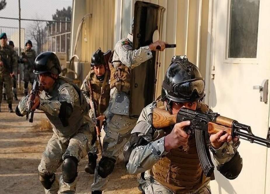 Strategi AS Adalah Menyeret Ketidakamanan Dari Afghanistan Ke Iran