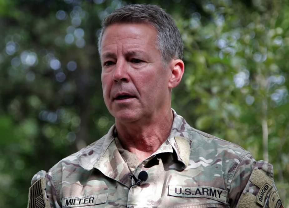 Jenderal AS Di Afghanistan Mengundurkan Diri