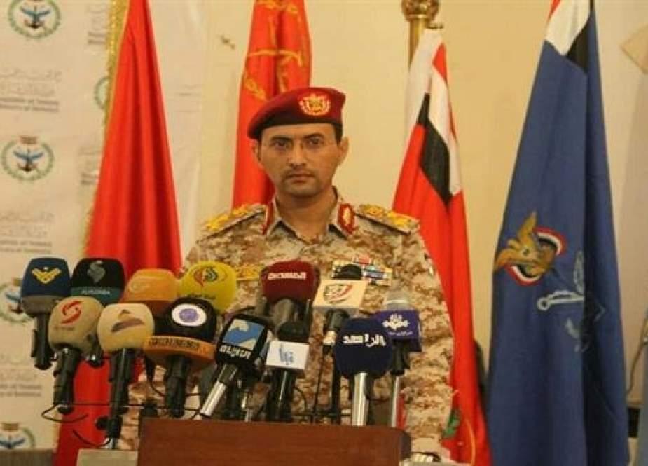 Brigadier General Yahya Sare