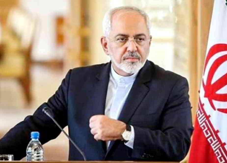 """""""زیادہ سے زیادہ دباؤ"""" کی امریکی پالیسی ایران کو کسی صورت """"مفلوج"""" نہیں کر سکتی، جواد ظریف"""