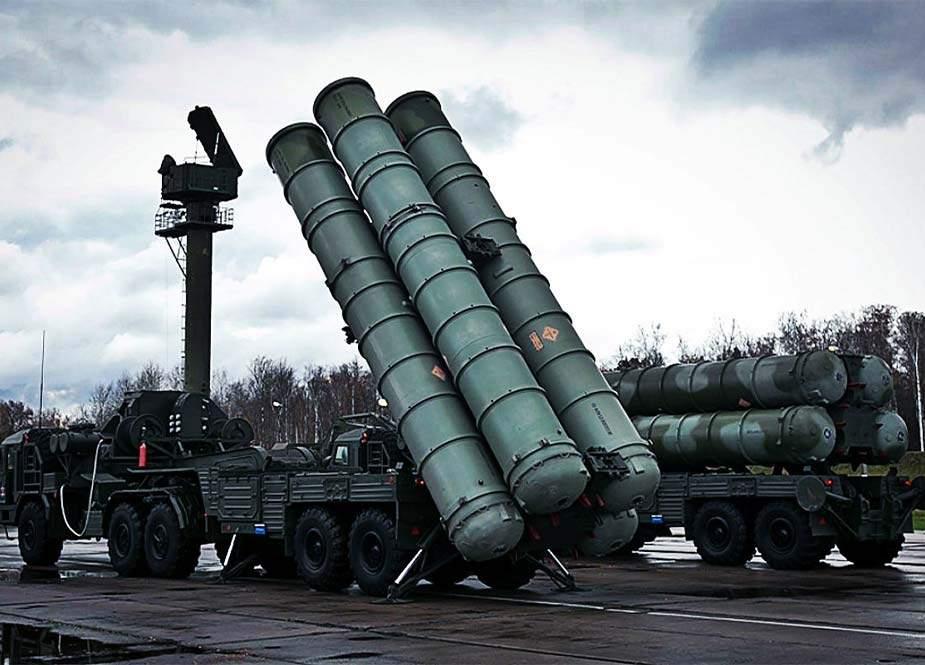 Rusiya Tacikistanda S-300-ləri hərəkətə gətirdi