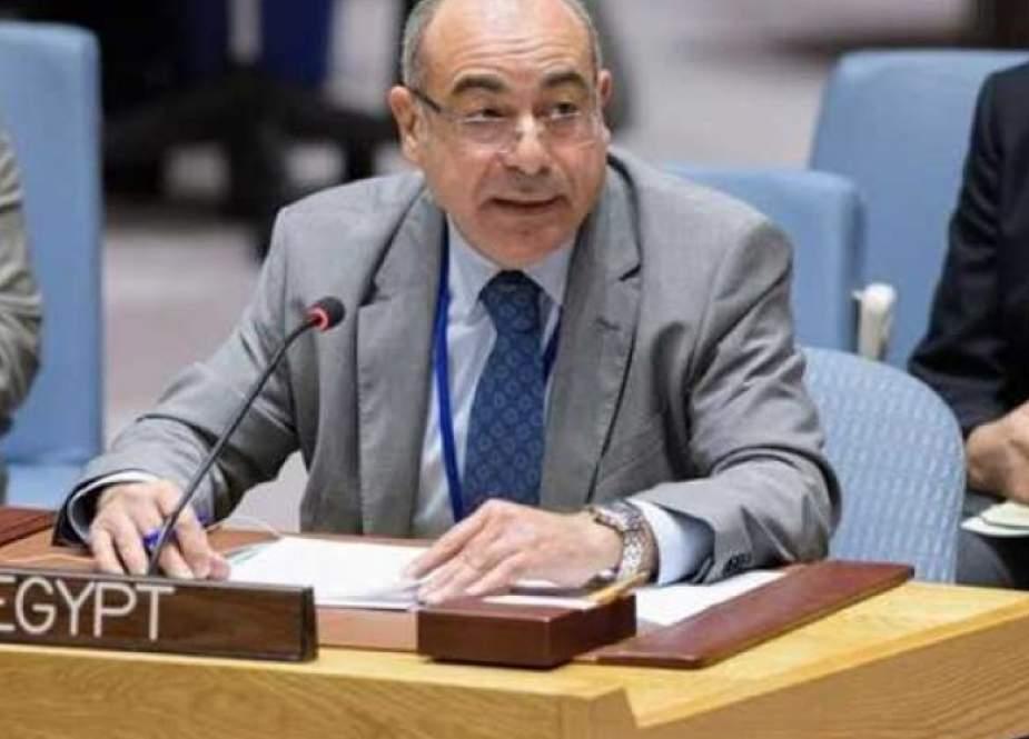 مصر لا تعول على مجلس الأمن لحل أزمة سد النهضة