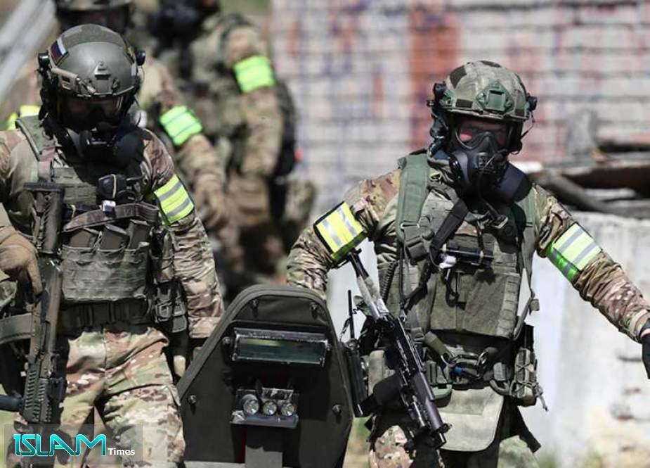 Russia's FSB Prevents Terrorist Attack in Moscow