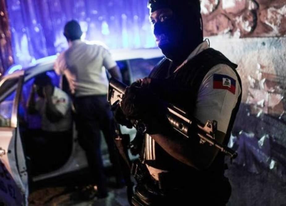 Pentagon Mengkonfirmasi Pelatihan Pembunuh Yang Terlibat Di Haiti