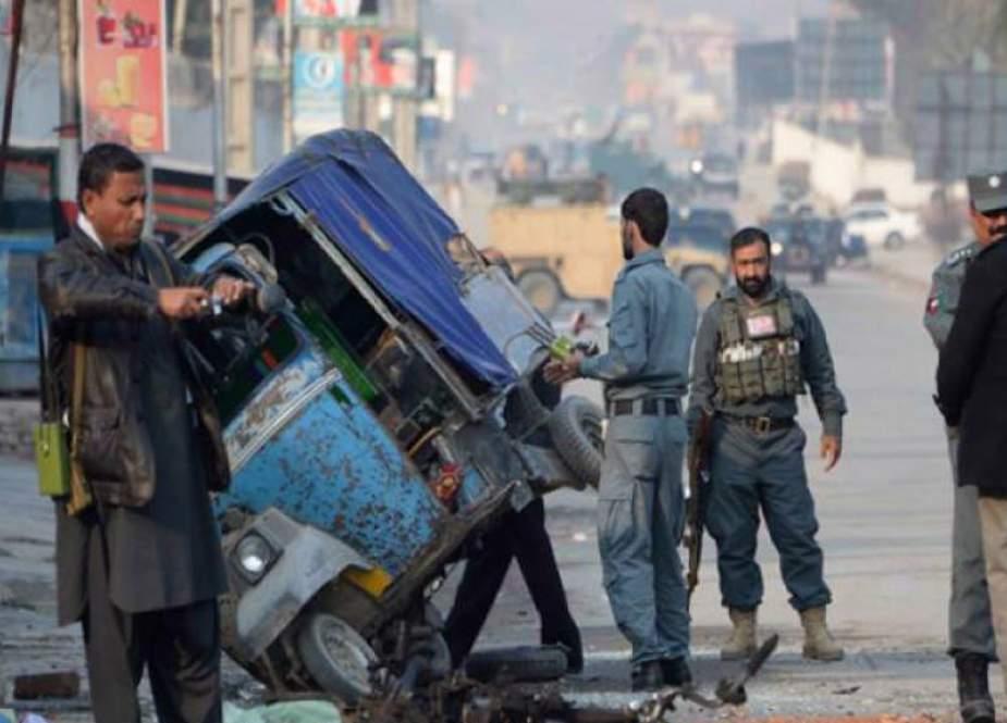 Rusia Memperingatkan Risiko Kekerasan Di Afghanistan Meluas Ke Negara-negara Tetangga