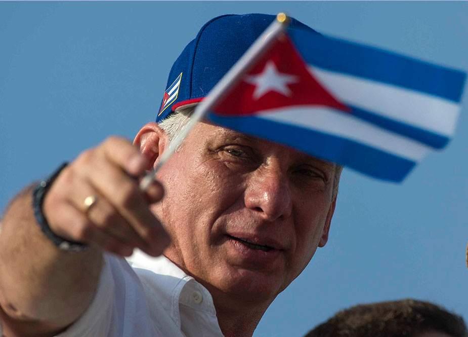 Kuba prezidenti: ABŞ Kubanı məhv etmək cəhdlərində uğursuz oldu