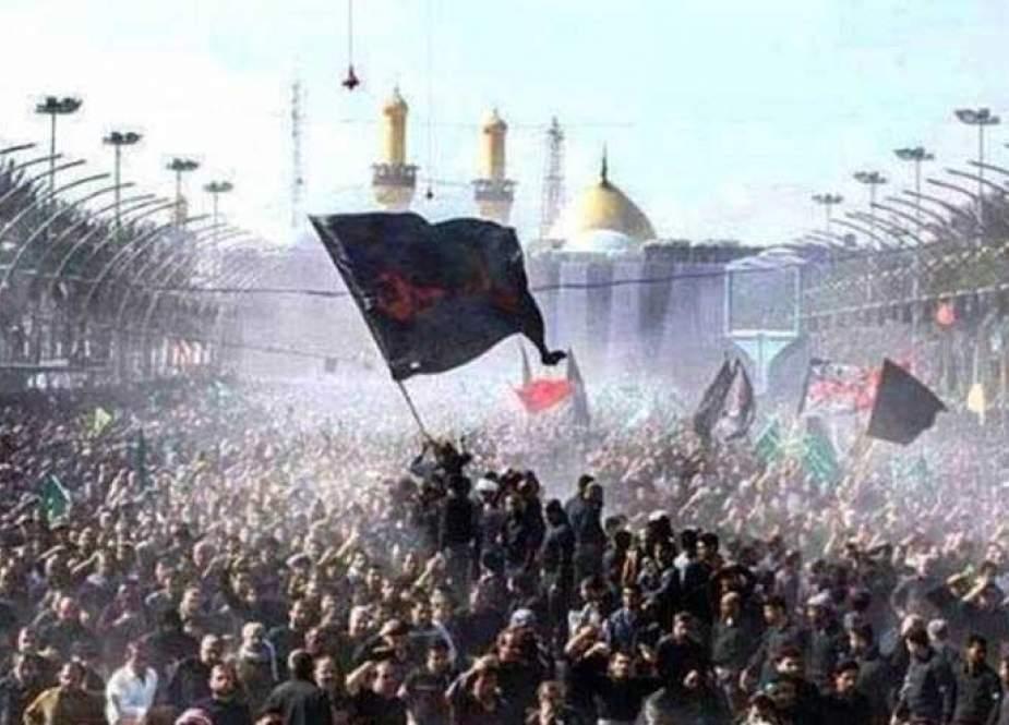 مشاركة الزوار الإيرانيين بمراسم الأربعين في العراق رهن بظروف كورونا