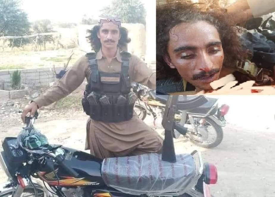 ڈی جی خان، دہشت پھیلانے والے لادی گینگ کا سرغنہ مارا گیا