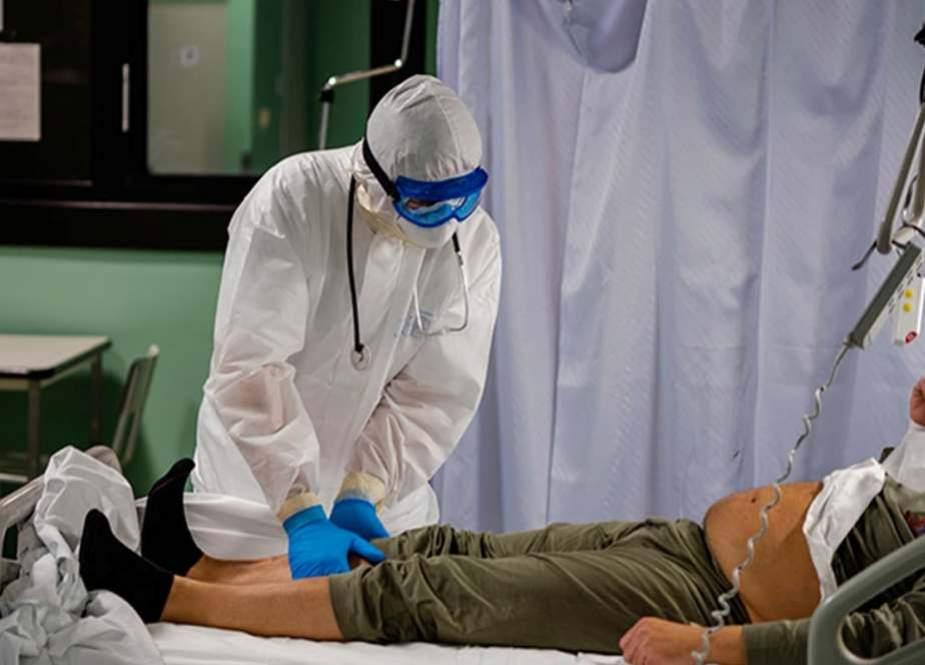 پاکستان, کورونا وائرس کے مزید 2 ہزار 607 کیسز
