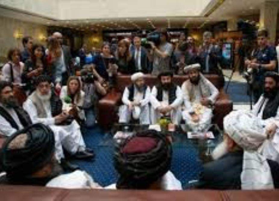طالبان کا عبوری حکومت، جنگ بندی اور طالبان قیدیوں کی رہائی کا مطالبہ