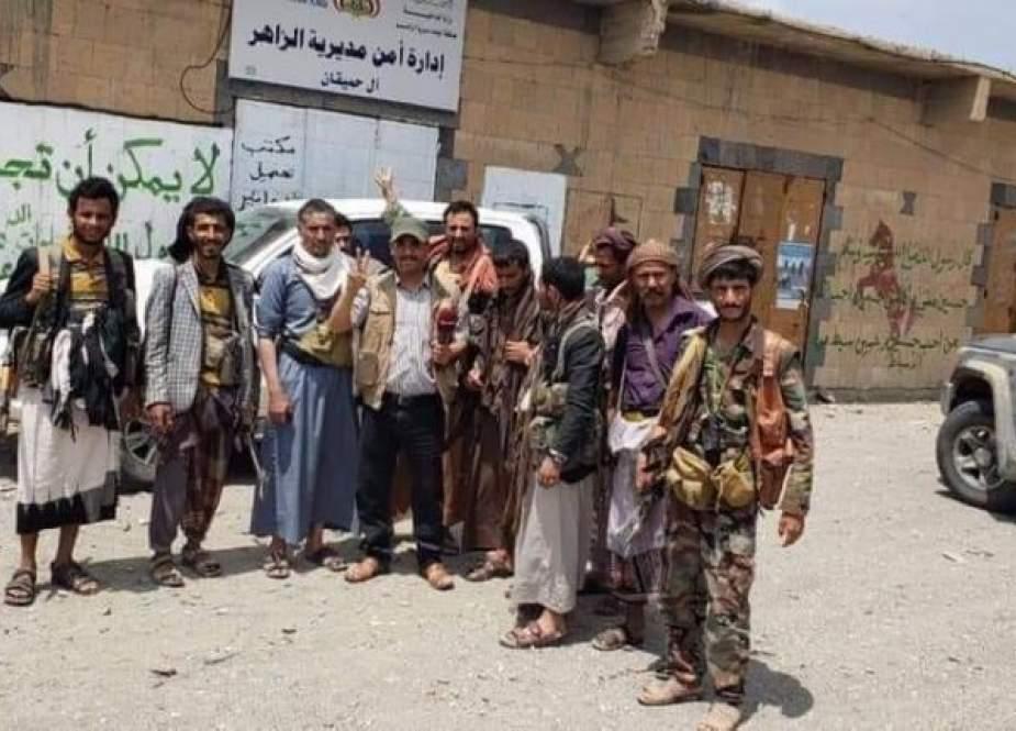 """هزيمة """"القاعدة"""" الإرهابية في محافظة البيضاء + صور"""
