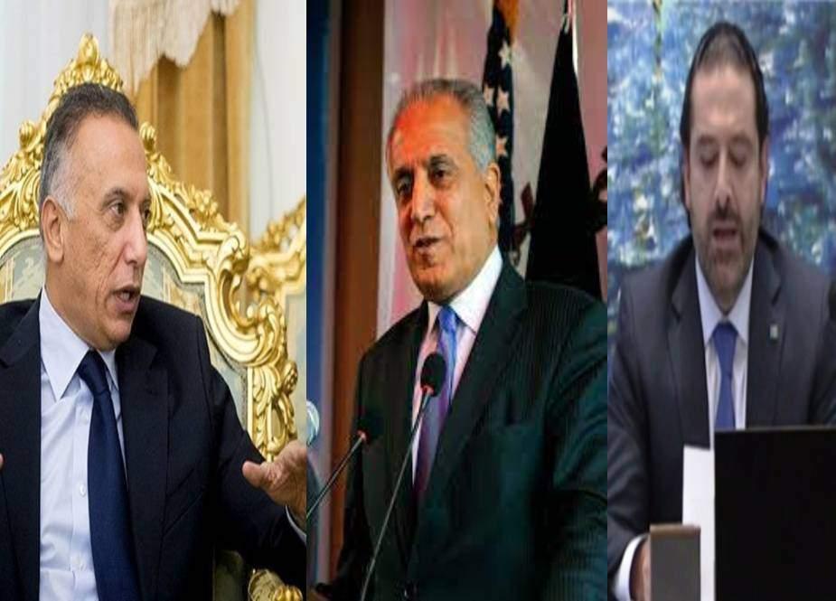 عراق اور خطے میں سیاسی بحران پیدا کرنے کی مغربی صہیونی سازش