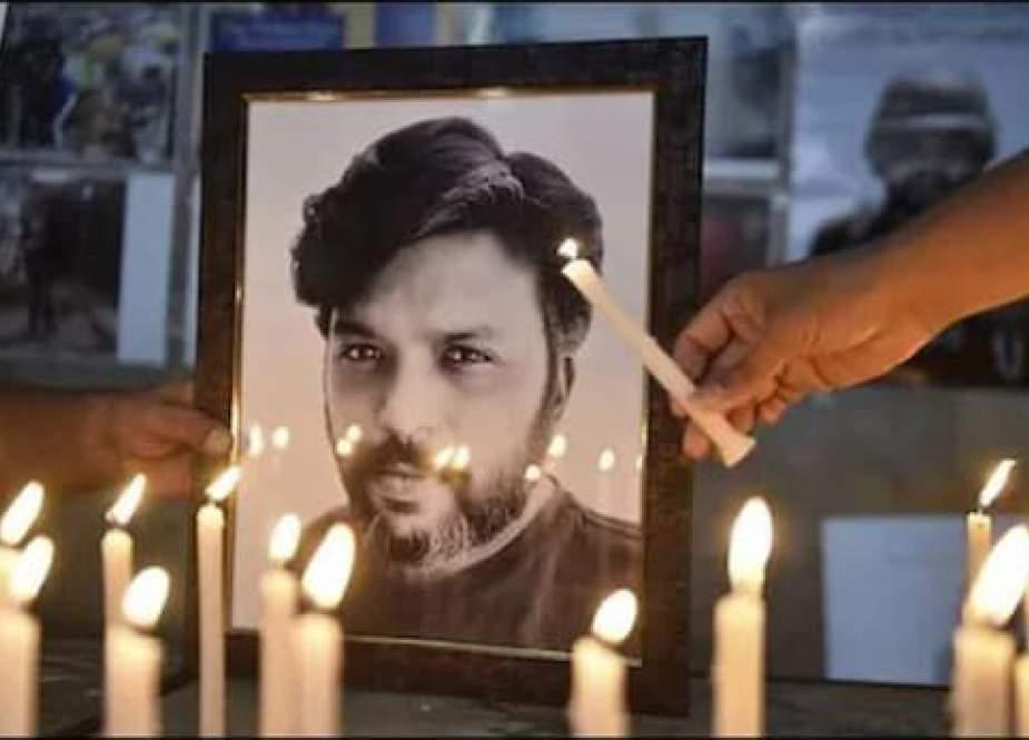 صحافی دانش صدیقی کی جامعہ ملیہ اسلامیہ کے قبرستان میں تدفین ہوگی