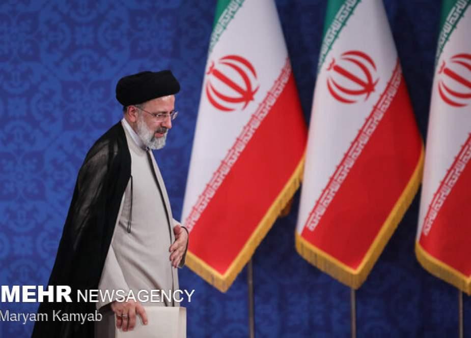 Raeisi Tidak Akan Melanjutkan Pembicaraan JCPOA Dalam Format Wina