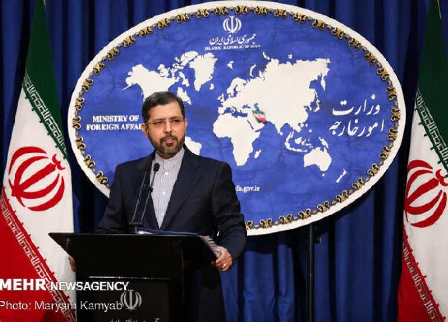 "Iran Siap Tukar Tahanan Dengan AS, Inggris ""Hari Ini"""