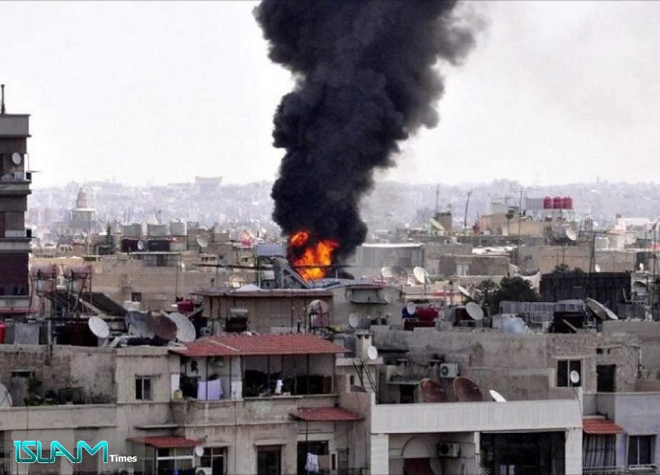 Terrorist Mortar Attack Targets Syrian City of Aleppo