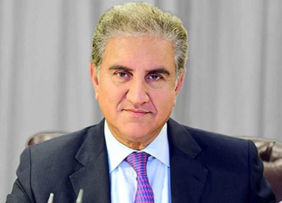 افغان سفیر پاکستان میں رہ کر تحقیقات میں تعاون کریں، شاہ محمود