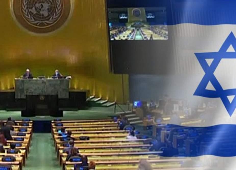 """هزيمة أمميّة لـ """"إسرائيل"""".. إلى متى يغيب العدو القرارات الدولية؟"""