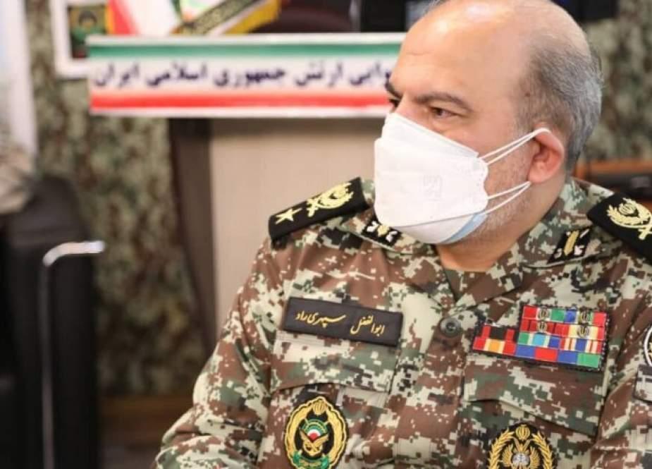 قائد عسكري ايراني: الدفاع الجوي يدافع عن وجود البلاد ويصون سماءها