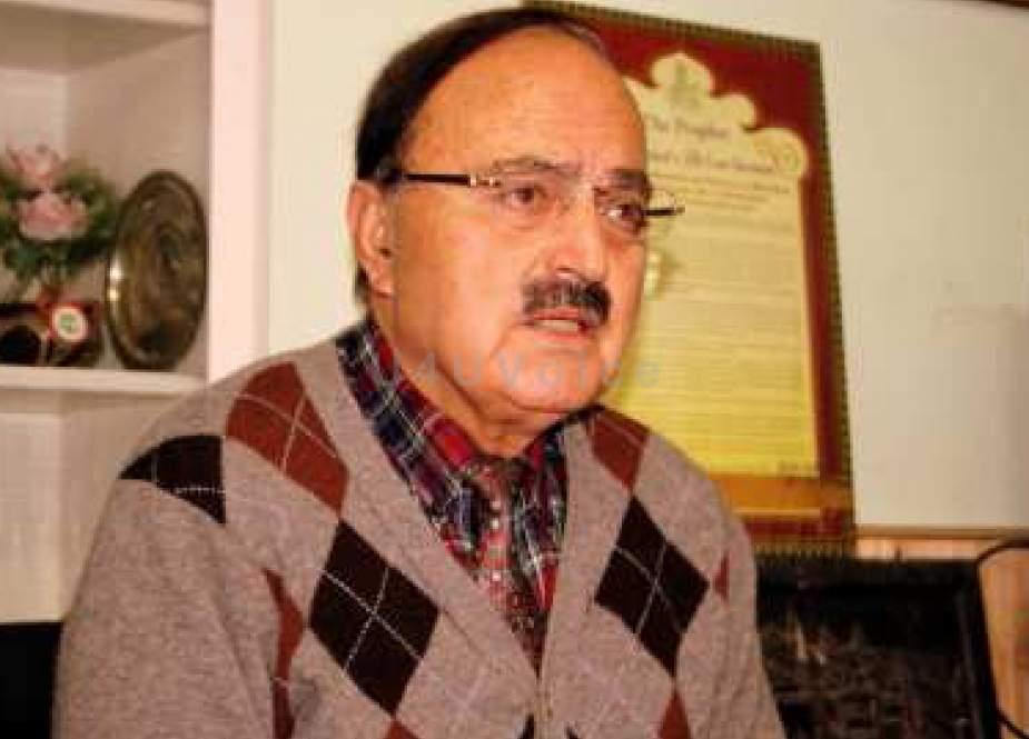5 اگست 2019ء کے فیصلوں کی منسوخی میں کشمیر میں امن و امان کا راز مضمر ہے، شیخ مصطفٰی کمال