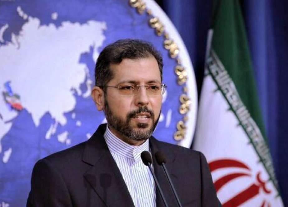 الخارجية الايرانية: الاتصالات بين ايران ومصر لم تنقطع في اي وقت من الاوقات