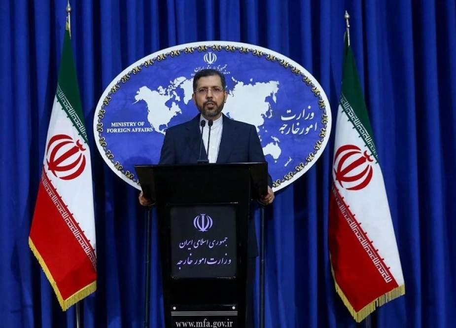 Jubir Iran (TasnimNews).