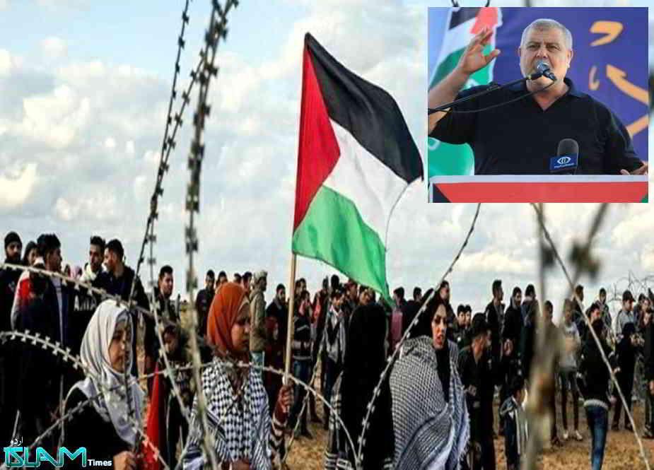 غزہ کے محاصرے کے خاتمے میں ناکامی پر دوبارہ جنگ چھڑ سکتی ہے، خالد البطش