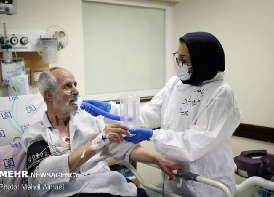 Iran Mencatat Lebih Dari 25.400 Kasus COVID-19 Dalam Sehari