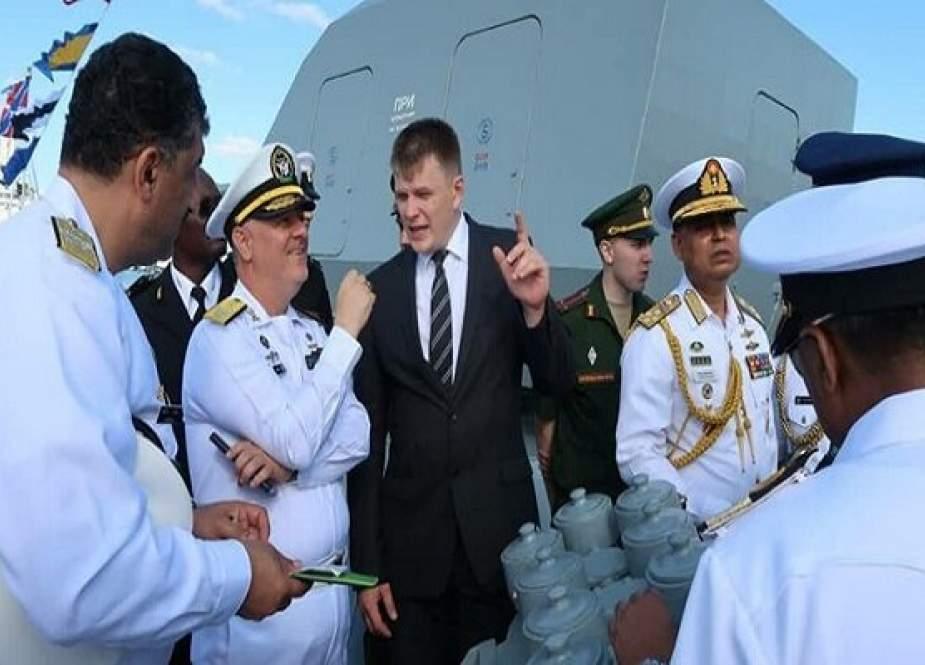 Komandan Armada Angkatan Laut Iran Akan Berangkat Ke Rusia