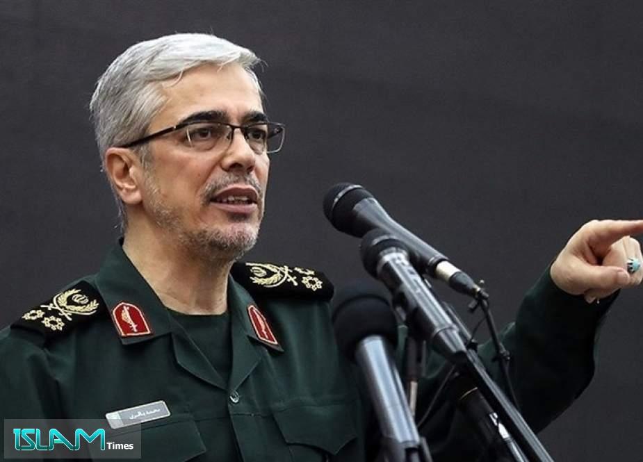 Iran's Top General Hopes for Muslim Victory against Hegemons in Eid Message