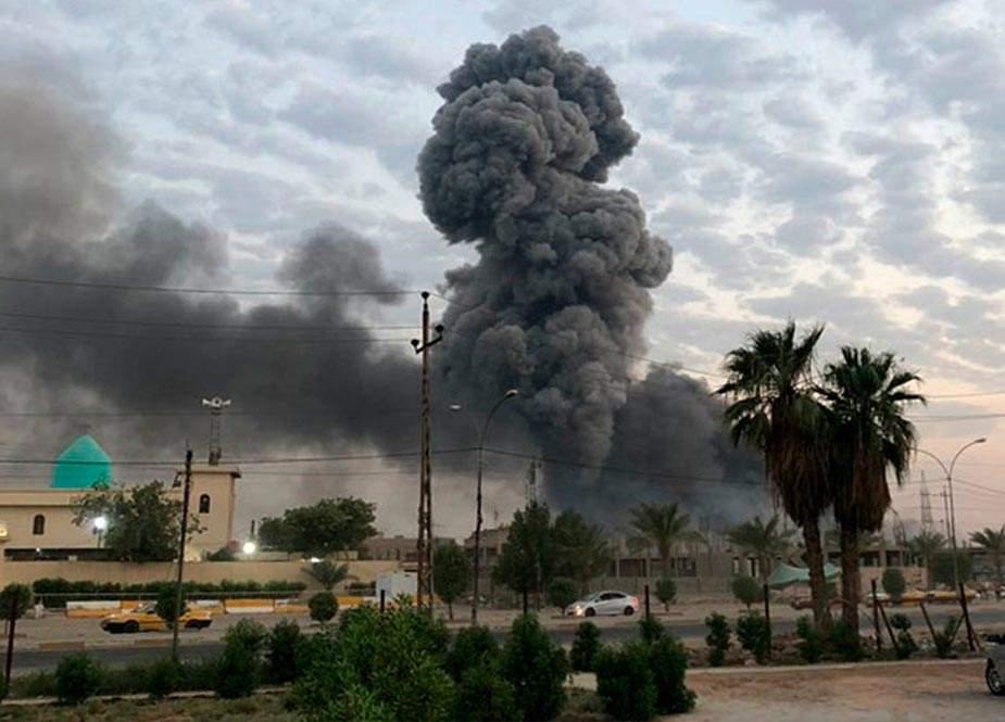 İraqda bazarda güclü partlayış nəticəsində ölənlərin sayı 25 nəfərə çatıb
