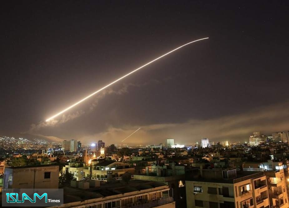 Syrian Air Defenses Intercept Israeli Attack over Aleppo