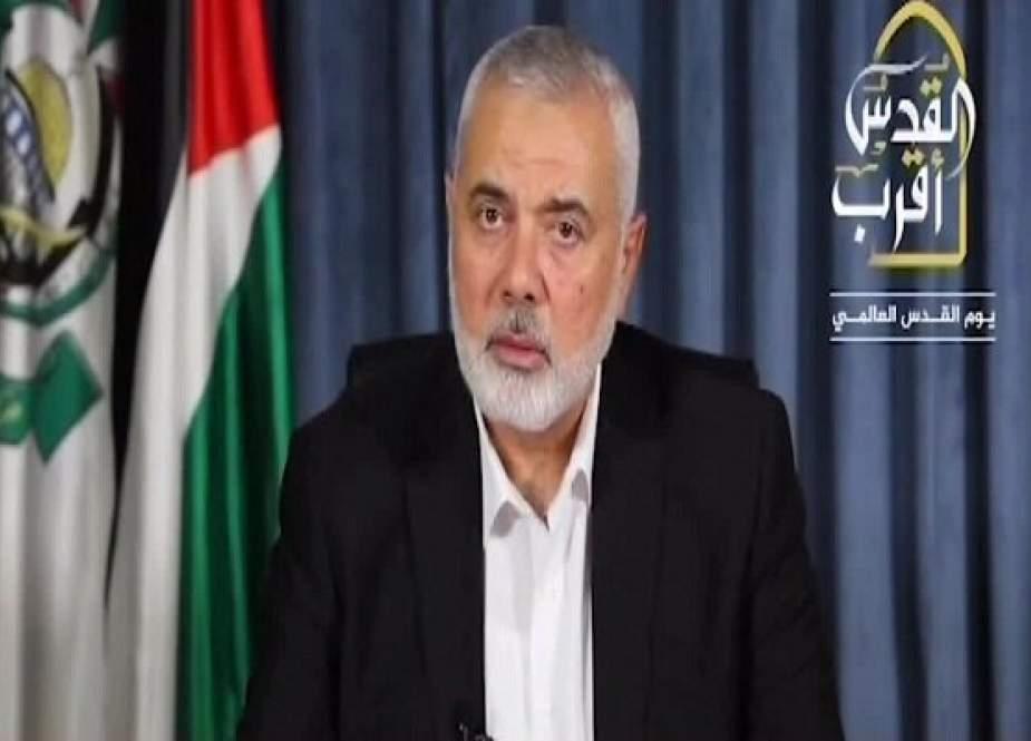 Pemimpin Hamas Kecam Zionis Yang Mengulangi Serangan di Al-Quds