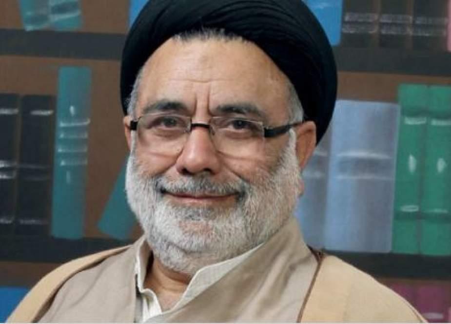 عیدالاضحٰی کے موقعہ پر انجمن شرعی شیعیان کے صدر آغا سید حسن کا ہدیہ تہنیت