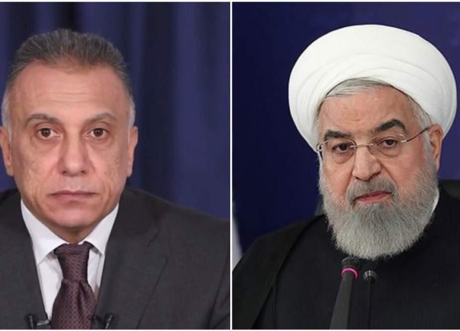 Rouhani Peringatkan Irak Terhadap Permainan Dan Campur Tangan AS Di Kawasan