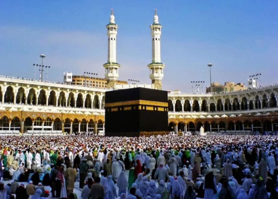 حج اتحاد بین المسلمین کا عملی نمونہ