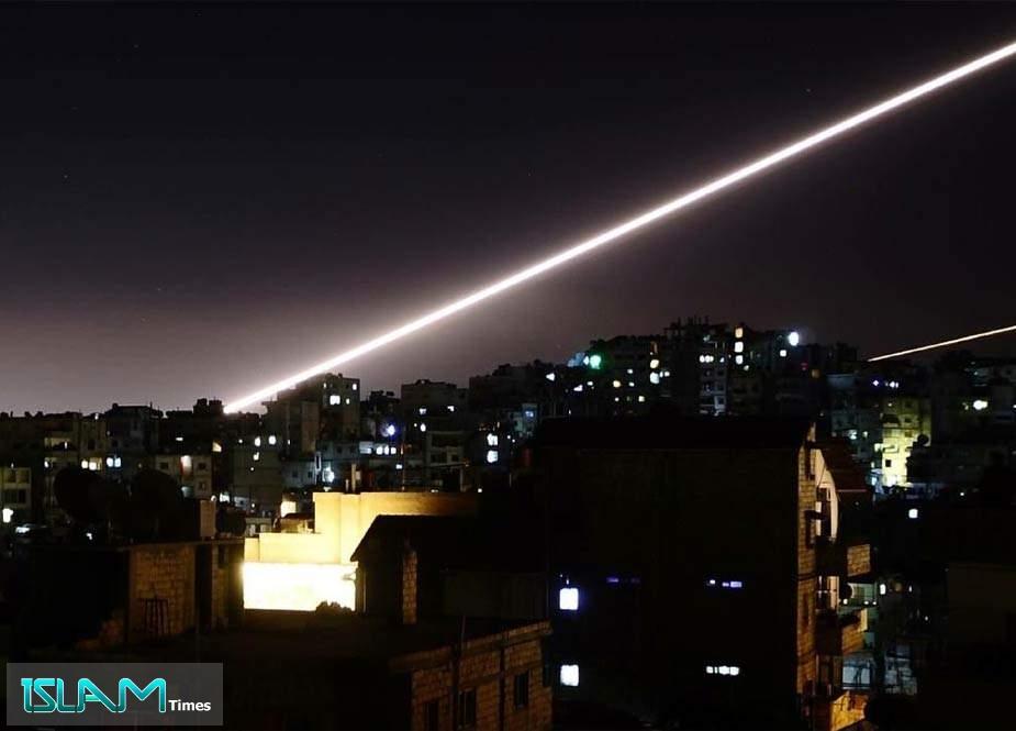 Moskva: Suriyanın RƏM sistemi 7 İsrail raketini havada məhv etdi