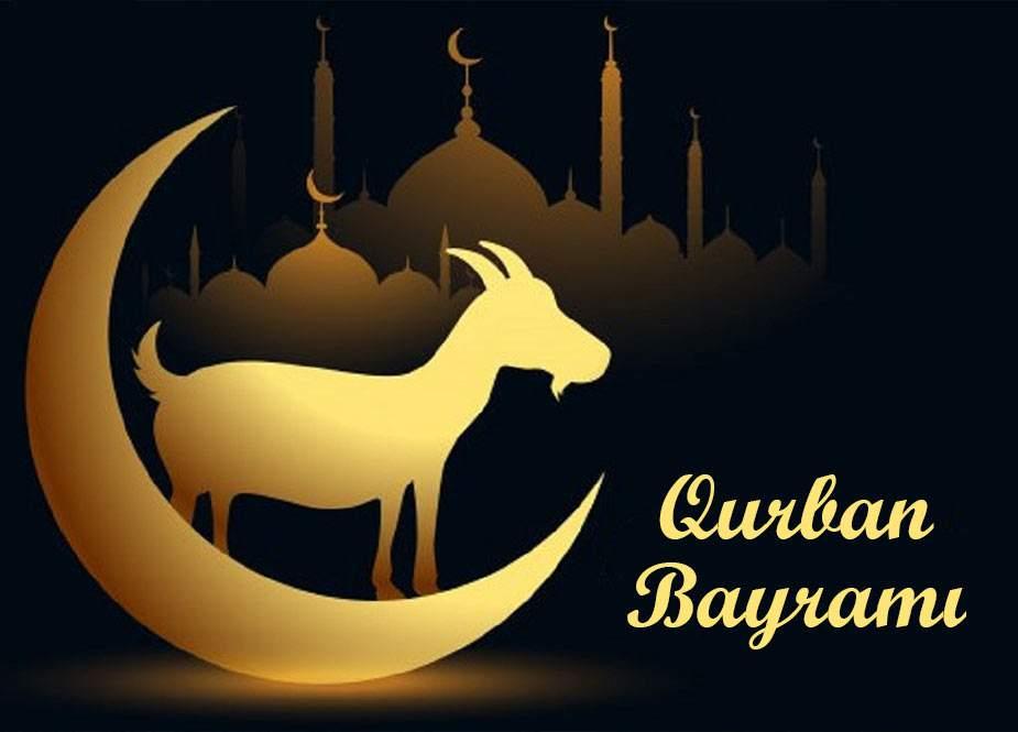 Bu gün Qurban bayramıdır!