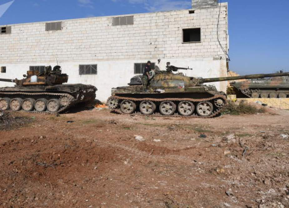 Terrorists fire 24 shells in Syria